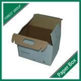 Коробка перевозкы груза печатание картона гофрированной бумага изготовленный на заказ