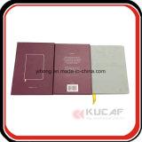Тетрадь Moleskine крышки /Cloth ткани упаковки коробки подарка промотирования