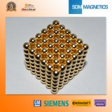 Starke leistungsfähige permanente Magnet-Kugel des Neodym-ISO/Ts16949