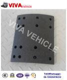 Patin de frein d'essieu de BPW /Fuwa/ York