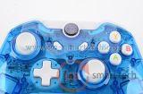 Doble vibración inalámbrica transparente Flash Game Controller para xBox One