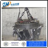 Dia 1800mm 16t 기중기를 위한 원형 드는 전기 자석 적합 MW5-180L/1