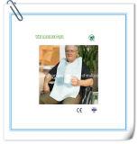 Busbana francese di carta medica a gettare con le caselle