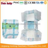 Fralda descartável do tecido do bebê