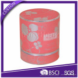 Vente en gros Rigid Round Tube Hat Box for Flowers Packaging