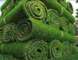 Самая лучшая продавая лужайка травы украшения сада искусственная синтетическая
