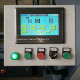 CNC Round Pipe Punching Furos da máquina de corte