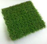 Interlocking Plastic Base Bricolage Artificial Grass Tiles Fake Grass