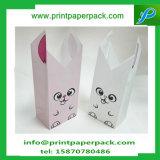 カスタム甘いパーティの記念品のクラフト紙のギフトキャンデー袋の漫画袋