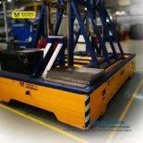 製鉄所で使用される頑丈な輸送車