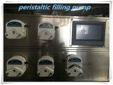 Machine remplissante de cachetage d'ampoule en plastique cosmétique automatique de qualité