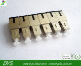 10dB de Demper van de Optische Vezel van het Type Sc-LC van metaal