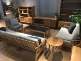 Mobília antiga simples e fácil para a sala de visitas