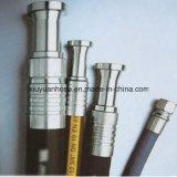 Flexibler Schlauchleitung-Hydrauliköl-Hochdruckschlauch