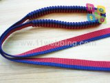 Pp.-Polypropylen-elastisches Haustier-gewebtes Material, Hundeleine-Material-Riemen