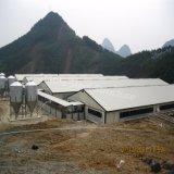 Costruzione della struttura d'acciaio di Multi-Uso per la Camera del maiale