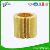 Filtro de petróleo del fabricante del filtro (04152-31090) para las piezas de automóvil de Toyota