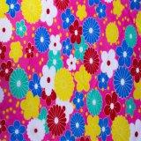 Tessuto stampato reattivo 100% della flanella del cotone 20*10 40*42