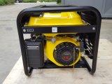 de Elektrische het p-Type van Begin 3.0kw 7.5HP Draagbare Generator van de Benzine