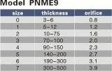 Ausschnitt-Spitze-Düsen-Spitze des Modell-Pnme9 britische