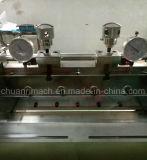 Producción en masa, ningún manual, material que salva, pegamento doble, cortadora del boquete 500