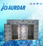 Scheda calda di conservazione frigorifera di vendita, comitato di parete del panino per l'unità di refrigerazione