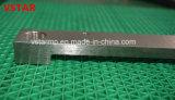 CNC di precisione che lavora la parte alla macchina dell'acciaio inossidabile per la macchina