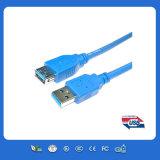 Cabo de extensão do USB USB3.0 para o PC