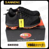 S1p Srcの黒いKpuのトレーナーの安全靴