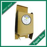 Примите выполненного на заказ Corrugated производителя Kraft коробки
