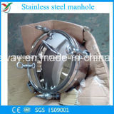Acier inoxydable Manhole à la pression