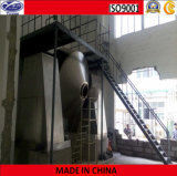 Secador cónico giratório químico do vácuo