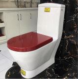 Toletta sanitaria degli articoli di Foshan con il meccanismo a livello doppio della cisterna