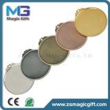 Medaglia promozionale dello spazio in bianco del metallo di vendite calde