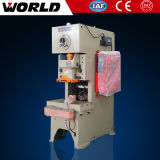 Máquina de la prensa de potencia el C que corta con tintas