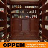 Oppein antike E1 Europa kundenspezifische Küche-Standardschränke von China (OP16-S06)