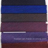 Cravate en soie en couleur simple des hommes de qualité supérieure (HWN02)