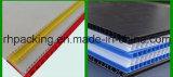 Feuille en plastique ondulée du poids léger pp pour le Signage ou la protection ou les cadres