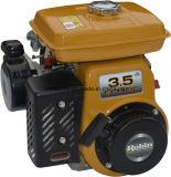 Robin 3.5HP motor de gasolina (EY15) con Amarillo o Negro de luz Maquinaria para la Construcción