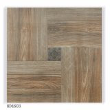 艶をかけられるマットが付いている床の建築材料のための400X400mmのインクジェット無作法なタイル