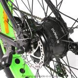 48V 500W Bicicleta de carga eléctrica de alta potencia con neumático graso