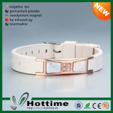Eleganter Entwurfs-negatives Ionenarmband mit Shell (CP-JS-NW-021)