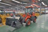 Industriële Kleine Backhoe van de Lader van het Wiel van het Gebruik Lader voor Verkoop
