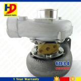 Motor diesel com turbocompressor 6D34 (ME088840)