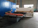 Machine de tonte hydraulique QC12y-6X2500 de tôle