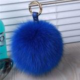 Vente en gros de Fox Fur POM POM Ball Phone Novelties