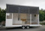 2017の新しい太陽ホームトレーラーによって、太陽トレーラーのホーム、トレーラーは家へ帰る製造業者(TH-050)が