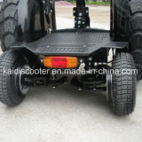 Cuatro ruedas sacan datos la vespa eléctrica 700W ATV del carro de golf