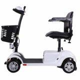 Elektrischer Sitzbehinderter Roller des Roller-Erwachsen-China-kleiner beiliegender Auto-Mobilitäts-Roller-60V 1000W 32ah 4 des Rad-2 für Behinderte