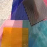 Polycarbonat KristallGlitering Blatt für Dekoration